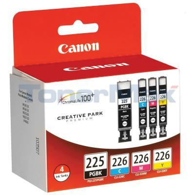 CANON PIXMA IX6520 INK BLACK/COLOR VALUE PACK